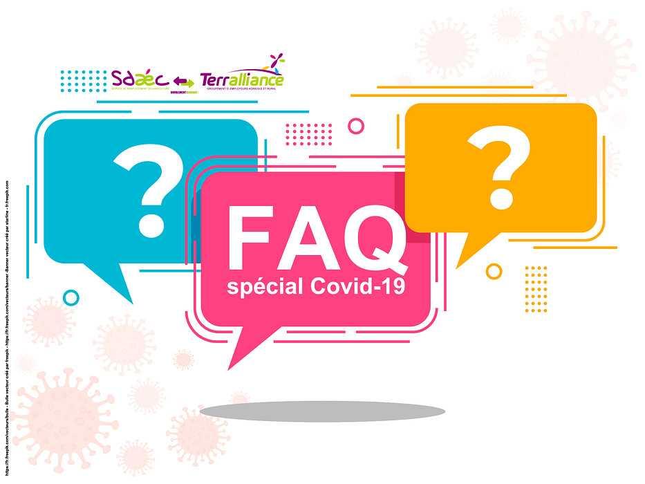 INFO SALARIÉ-E-S - Une Foire Aux Questions spécial Covid-19. 0
