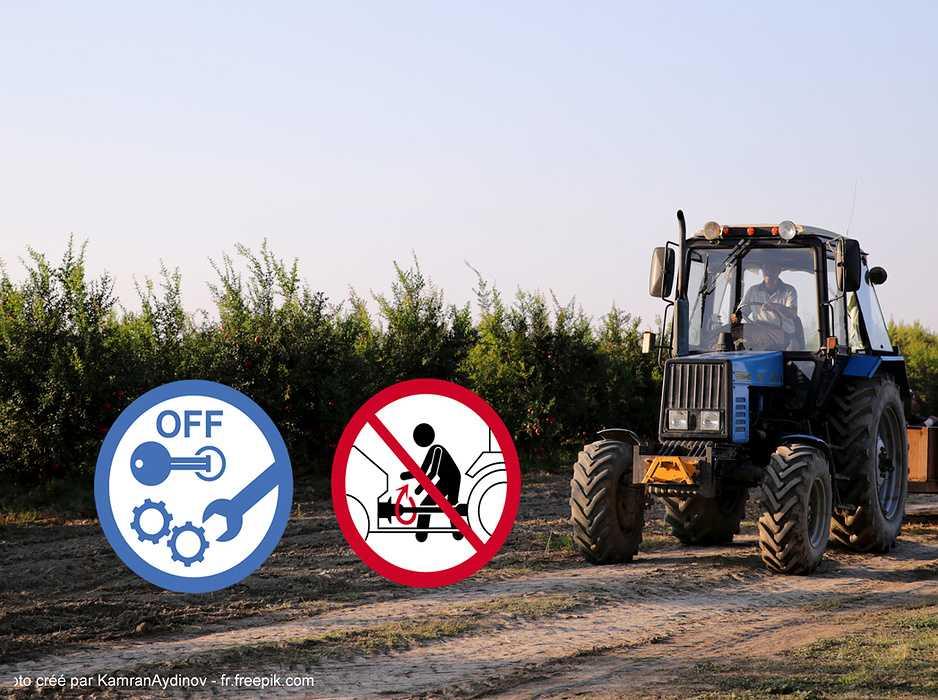 FLASH SST #3 : Sécurité autour des tonnes à eau / tronçonneuse / Sécurité routière 0